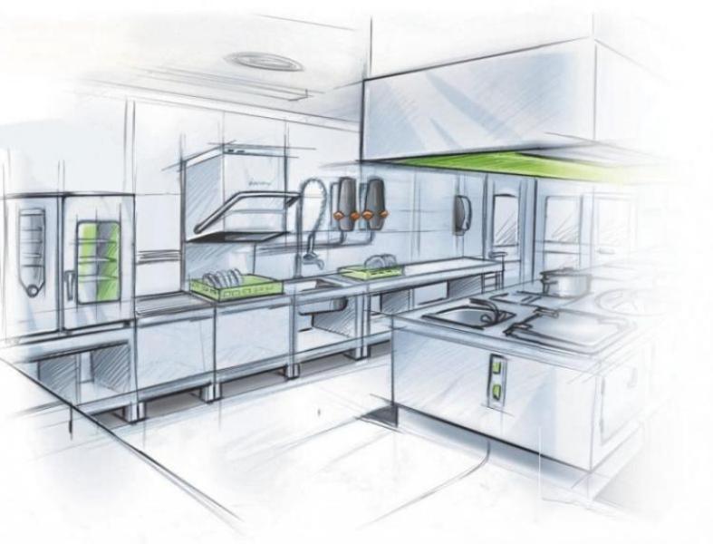 Projekty Technologiczne Kuchni Portal Gastronomiczny Gastrowiedza Pl