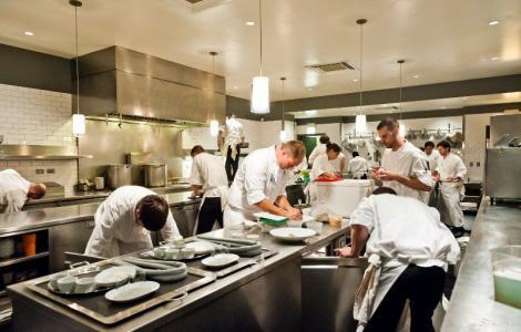 Planowanie Stanowisk Roboczych W Gastronomii Kuchnia