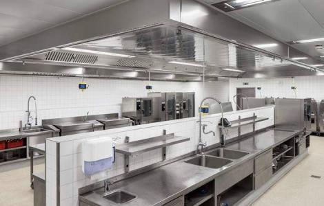 Podstawowe Instalacje W Gastronomii Portal Gastronomiczny Gastrowiedza Pl